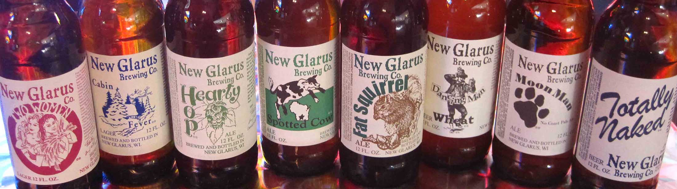 New Glarus Spotted Cow Brewery Beer Cornellier Super Store Beloit WI 2